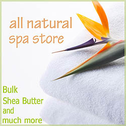 Visit SharAmbrosia All Natural Spa Store