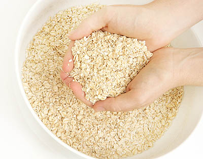 Oats make an amazing ingredient in skincare treatments!