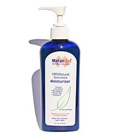 MelanSol Moisturizer for Face & Body